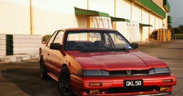 86 Honda Prelude