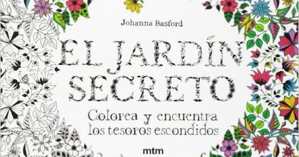Descargar el jard n secreto de johanna basfotd pdf epub for El jardin de los secretos