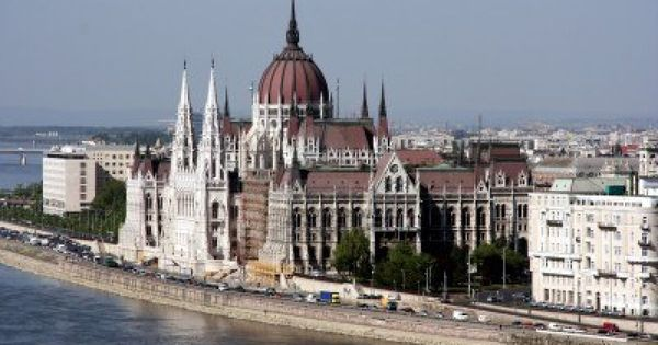 One Of The Most Famous Parliament Buildings In The World Hungarian