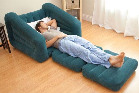 Inflatable Chair Turns Into A Bed 27 Inflatable Furniture Twin Bed Mattress Bed