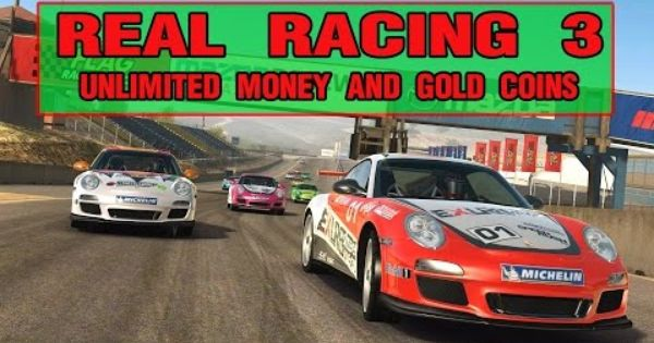 Real Racing 3 Game Hack 99 999 999 R And 99 999 999 Gold Coins