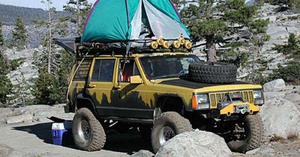 Http Xjzone Designermeat Com Trails Rubicon Rubicon2001 1 Html Jeep Xj Jeep Camping Jeep Cherokee Xj