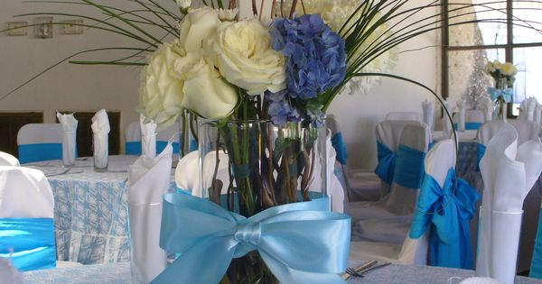 Bautizo christening centerpiece party ideas