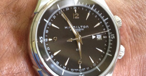 Hamilton gmt compressor for sale now on watchuseek for Hamilton dive watch