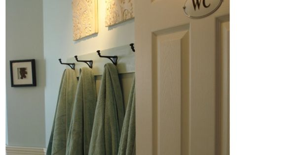 Bathroom Towel Hooks Bathroom Ideas Pinterest