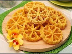 Resep Kembang Goyang Kue Kering Kreszzz Kue Kering Resep Resep Kue