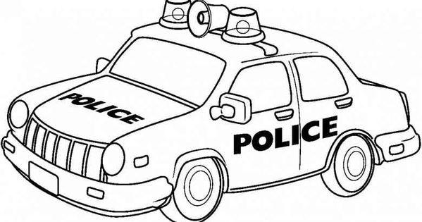 Ausmalbilder Autos Polizei Ausmalbilder Von Autos Malvorlagen Windowcolor Zum Drucken