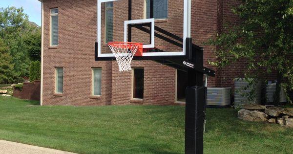 Pin By Pro Dunk Hoops On Pro Dunk Hoops Basketball Goals Backyard Basketball Basketball Court Backyard Basketball Systems