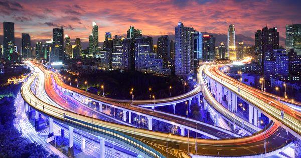 La ville du futur au service de l humain technologies for La ville nature