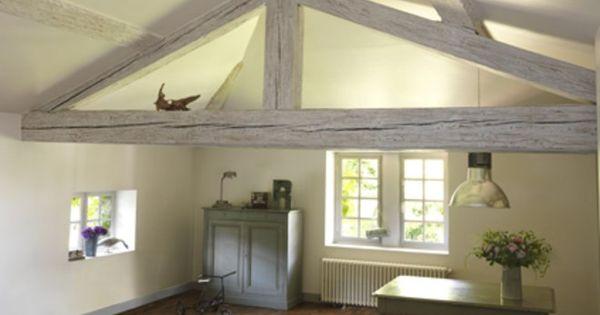 le badigeon pour toutes les menuiseries de la maison d co. Black Bedroom Furniture Sets. Home Design Ideas