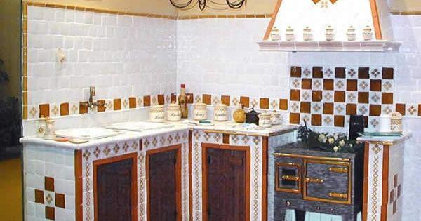 Cocina con azulejos rusticos buscar con google otras - Azulejos rusticos cocina ...