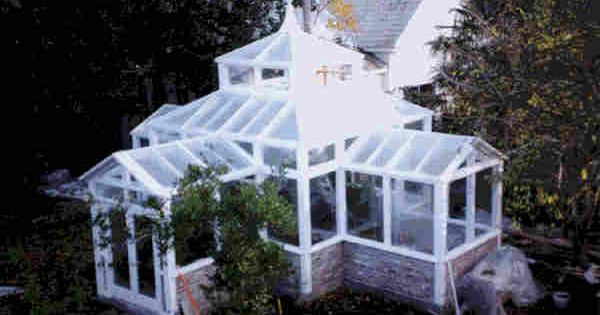 How To Build Your Own Greenhouse In The Grand Style Of