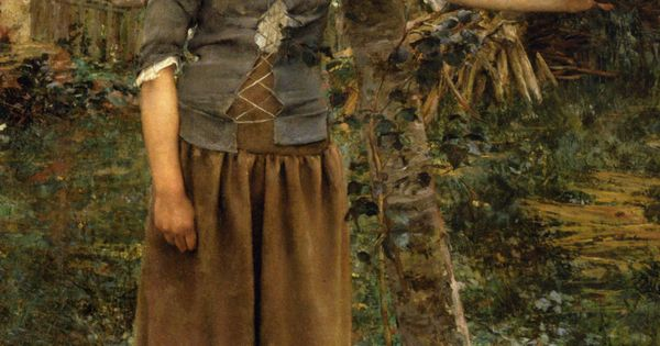 An analysis of the painting joan of arc by jules bastien lepage in 19th century
