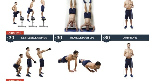Hiit workout over 50