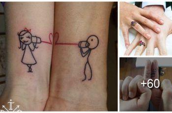 Imagenes De Tatuajes Para Parejas Y Sus Significado Matching Tattoos Mini Tattoos Cool Tattoos