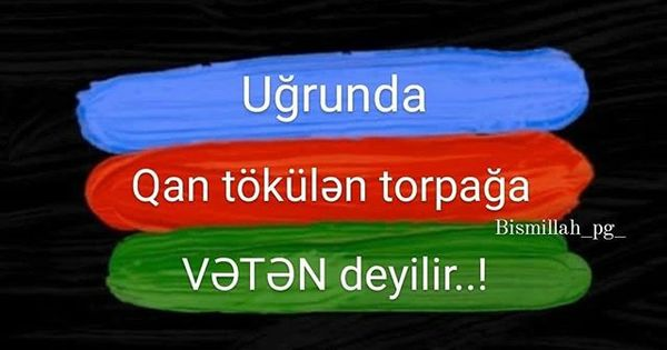 Allah Butun əsgərlərimizi Qorusun Azerbaijan Flag Baku Azerbaijan Azerbaijan