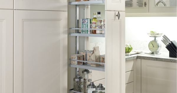 Un armario extraible que aprovecha muy bien espacios - Armarios espacios pequenos ...