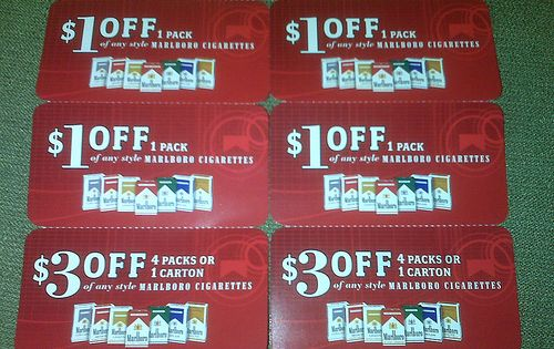 E cigarette coupons by mail