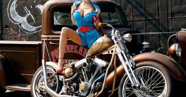 Old School Biker Art Google Search Bikes Pinterest