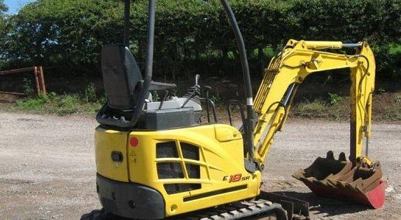 New Holland E18sr Mini Crawler Excavators Service Repair Workshop Manual Download Service Repair Manuals Pdf In 2020 New Holland Repair Manuals Excavator