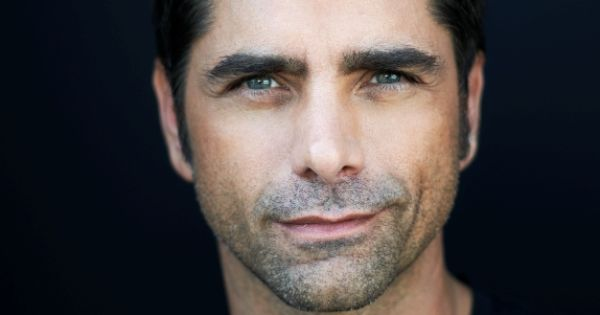 John Stamos, totally had a crush on him when he was uncle
