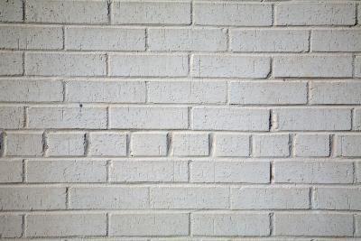 How To Distress Painted Brick White Wash Brick Painted Brick Painted Brick Walls