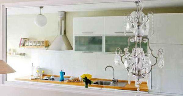 Como cerrar cocina americana decorar tu casa es for Amr helmy kitchen designs egypt