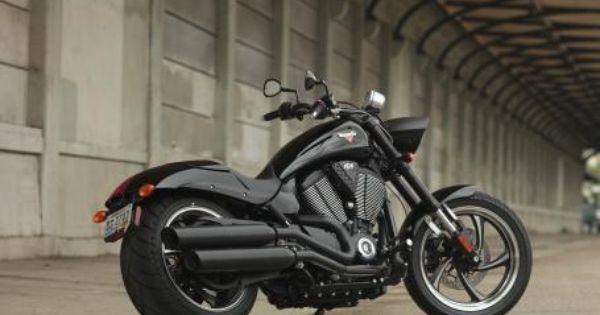 2013 Victory Motorcycles Hammer 8 Ball Gloss Black