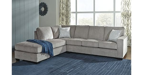Altari 2 Piece Sectional With Chaise With Images Ashley Furniture Furniture Homestore Furniture