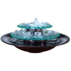 Water Wonders Bluworld Moonlight Table Top Fountain Wwmldg Tabletop Fountain Small Fountains Tabletop Water Fountain