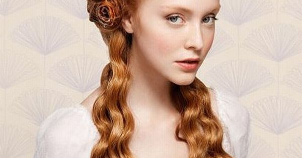 16th century inspired wedding anyone My StYle  - Bridesmaid Hairstyles Down