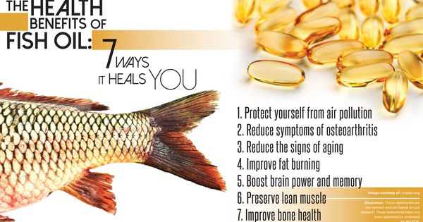 Benefits of fish oil health tips pinterest for What are the benefits of fish oil