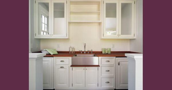 Windowless kitchen sink kitchen inspiration pinterest for Windowless kitchen ideas