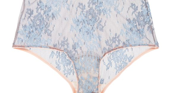 Sarrieri Retro Maxi Brief, in Chantilly lace. Lady By Night ...