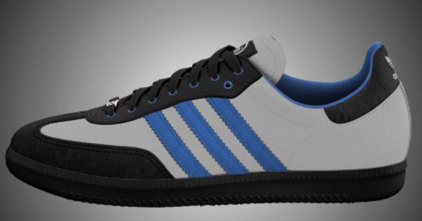 customize adidas samba