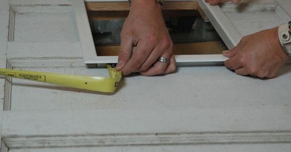 how to make a doggy door flap