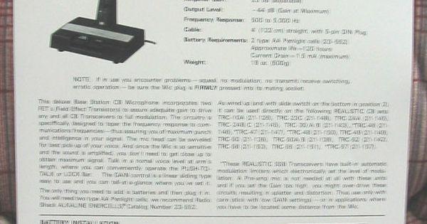 cobra microtalk walkie talkie instruction manual