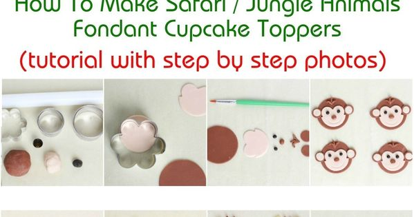 Tutorial with Step by Step Photos - How To Make Safari /