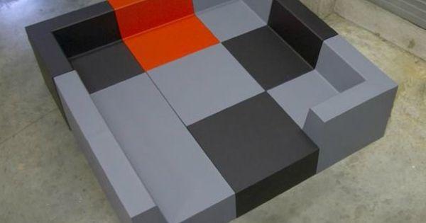 anbausofa trinity by sixinch design pieter jamart | modulares sofa, Terrassen deko