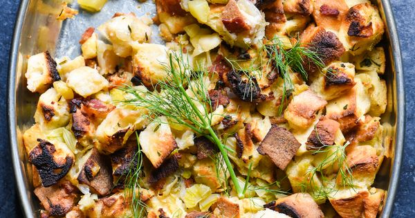 ... apples and golden stuffing with sausage apples and golden sourdough