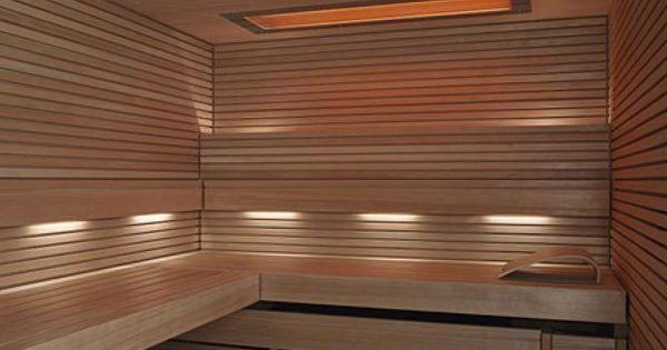 sauna modelle f r zu hause saunas lights and sauna ideas. Black Bedroom Furniture Sets. Home Design Ideas