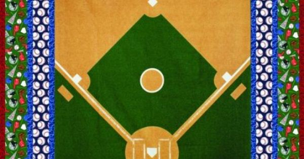 Baseball Quilts Pinterest Baseball Quilt And Robert
