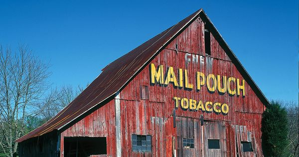 Mail pouch barn near nashville indiana indiana is my for Barn house indiana