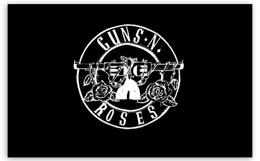 Guns N Roses Ilustrasi Gambar