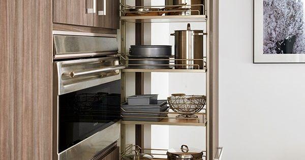 Armarios para ahorrar el espacio en cocinas peque as - Muebles de cocina vegasa ...