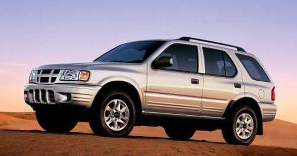2004 Isuzu Rodeo 4wd Rodeo Jeep Suv Fuel Economy