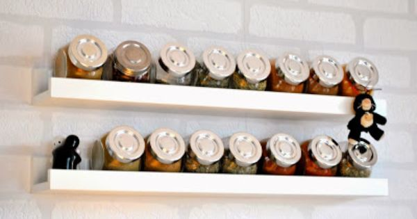 Polka Na Przyprawy Ikea Szukaj W Google Home Decor Decor Dream Kitchen