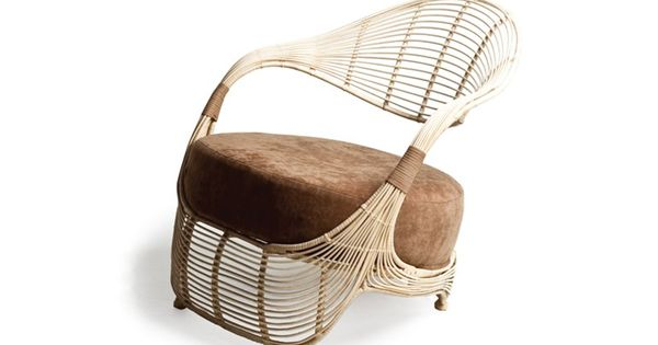 club rattan armchair manolo collection by kenneth cobonpue, Mobel ideea