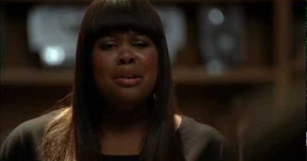 In Case You Missed It Amber Riley Killed I Will Always Love You