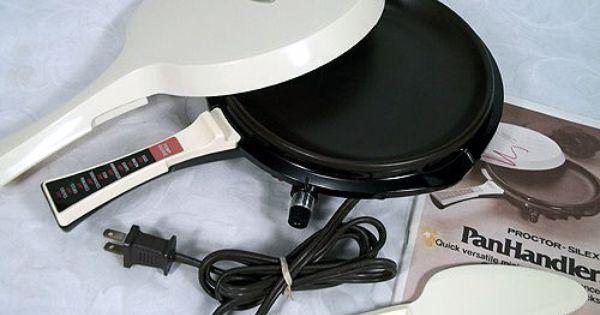 Sold Vintage 1970 S Proctor Silex Panhandler Model Ph1